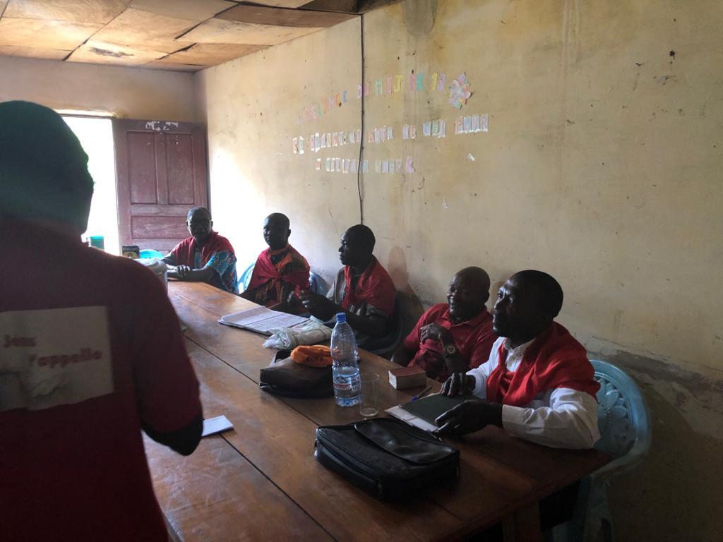 Récollection de l'inspection numéro 6 de la Délégation Régionale de Douala