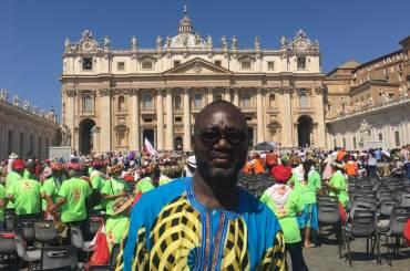 Délégation Régionale de Douala : le frère Joseph NDJELLA MBELECK s'exprime