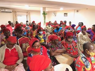 la DRD tient son assemblée générale de l'intercession